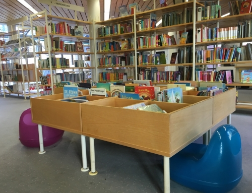 Stadtbücherei St. Jakob öffnet ab 19.5.