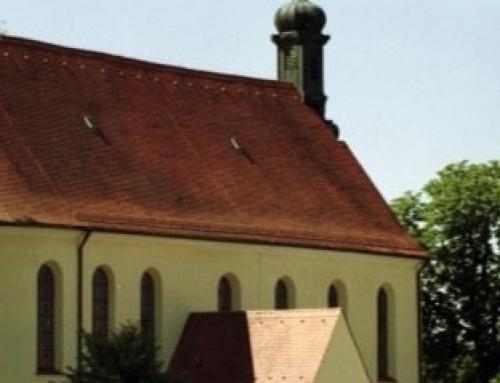 Wallfahrtskirche St. Afra im Felde