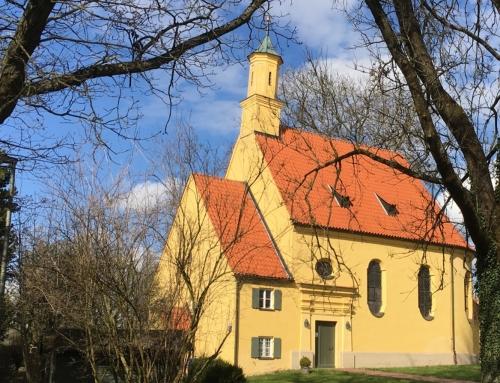 Kirche St. Stefan in Friedberg-Süd