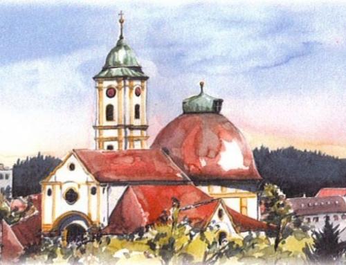 Wallfahrtskirche Herrgottsruh
