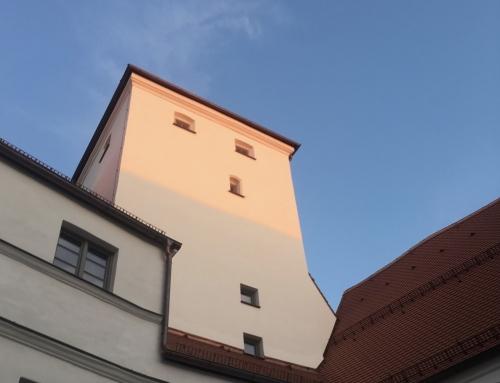 Gottesdienst zur Schlosseröffnung am 7. Oktober