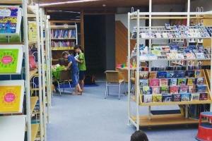 Die Lesenacht für die jüngeren Kinder erfreut sich immer großer Beliebtheit.