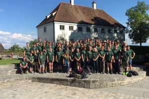 An der Jugendwallfahrt 2017 nahmen besonders viele von euch teil.
