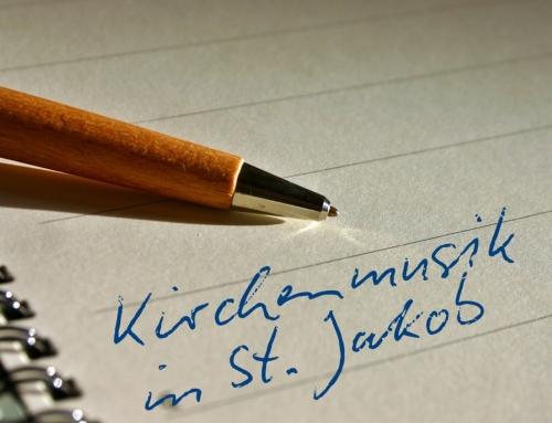 Aktuelle Termine der Kirchenmusik