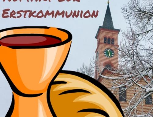 Erstkommunion 2019 – Auftakt