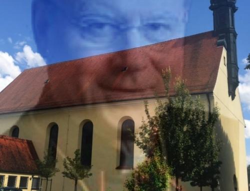 Bischof Konrad am 12. Mai bei uns zu Besuch