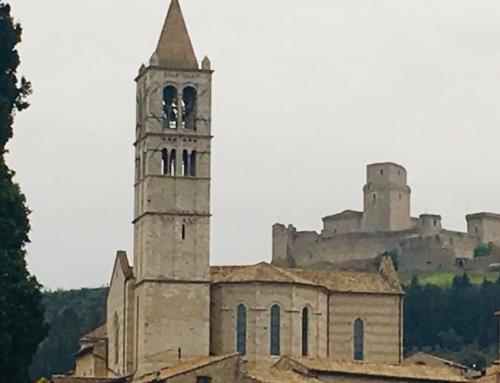 Gemeindefahrt nach Assisi
