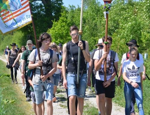 5. Friedberger Jugendwallfahrt nach Kloster Andechs