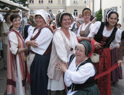 Kulinarische Vorfreude aufs Altstadtfest