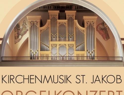 Orgelkonzert am 5. Oktober um 18.30 Uhr
