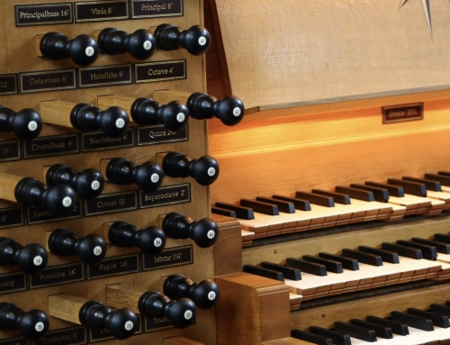 Orgelführung in St. Jakob