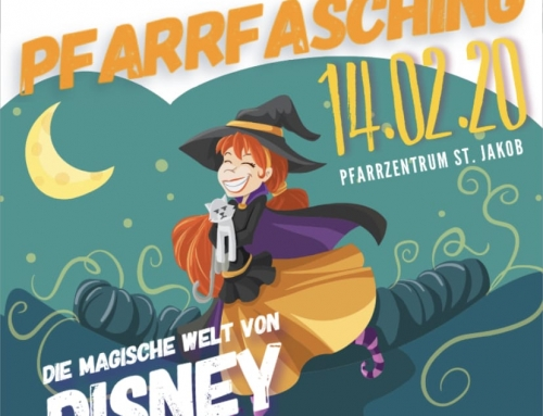 Pfarrfasching meets Disney