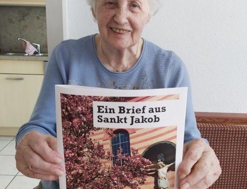 """Wieder da: der """"Brief aus Sankt Jakob"""""""