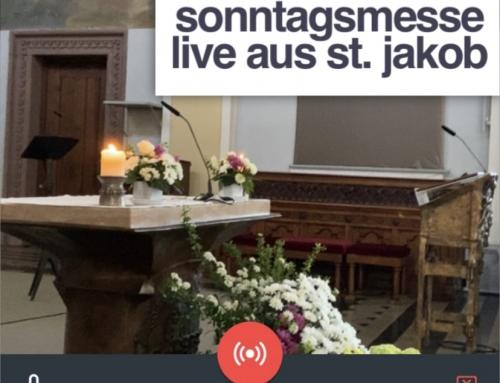 Live-Messen aus St. Jakob