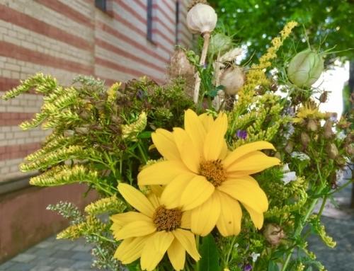 Kräuterbuschenweihe an Mariä Himmelfahrt