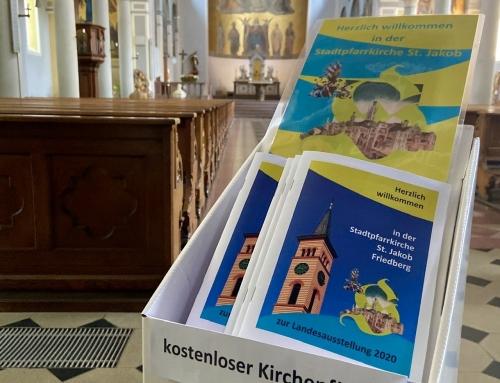 St. Jakob (neu) entdecken – Kirchenführer erschienen