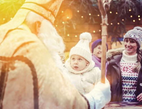 St. Nikolaus kommt
