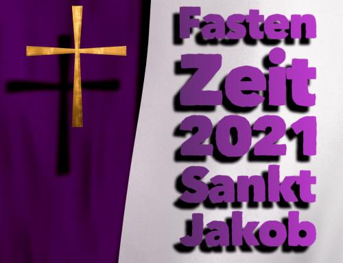 Ende Fastenzeit 2021