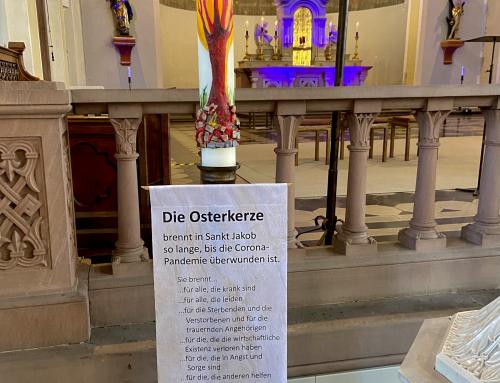 Gottesdienst für Corona-Opfer am 28.02.21