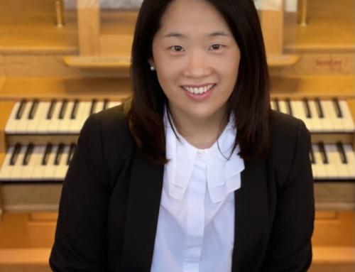 Neue Kirchenmusikerin in St. Jakob