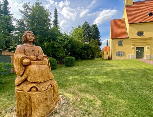 Holzkunst an St. Stefan
