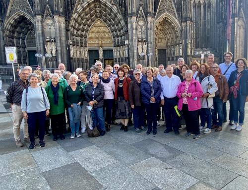 Ökumenische Gemeindefahrt an Rhein und Lahn