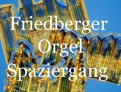 Friedberger Orgelspaziergang 2021